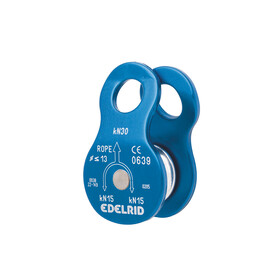 Edelrid Turn - azul